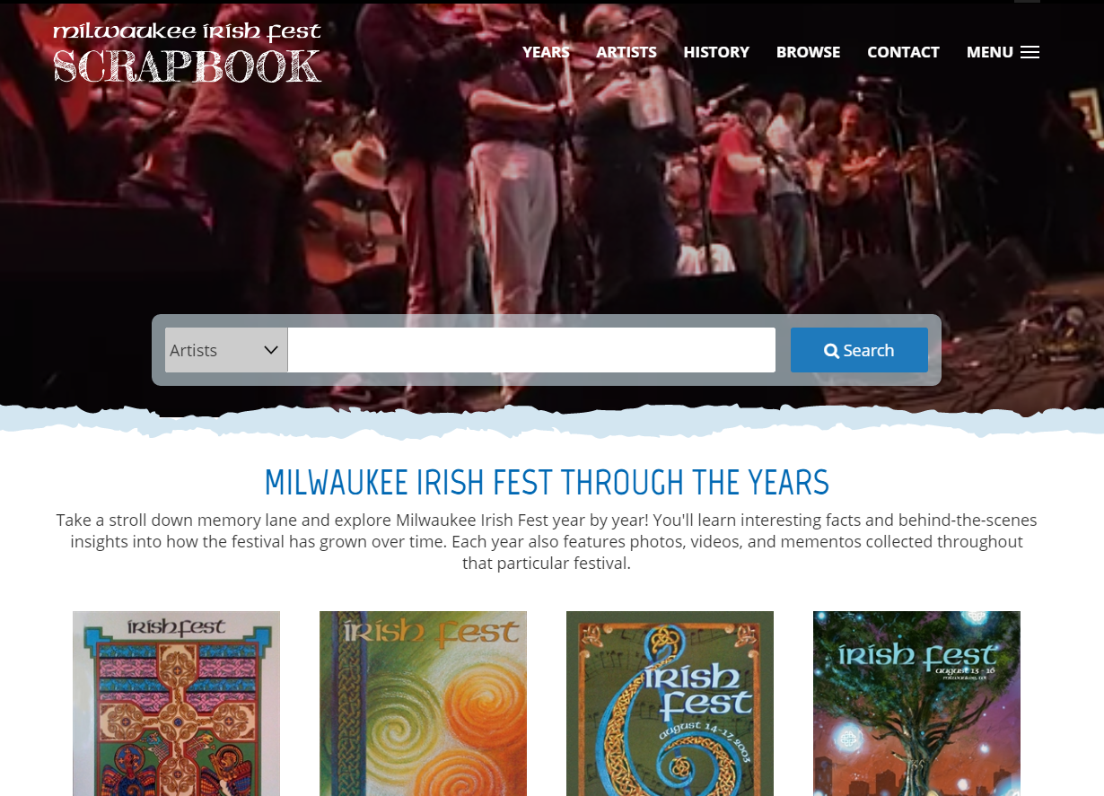 Milwaukee Irish Fest Through The Years
